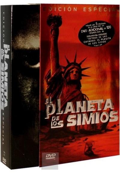 Pack El Planeta de los Simios - Edición Especial