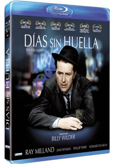 Dias Sin Huella (Blu-Ray) (The Lost Weekend)