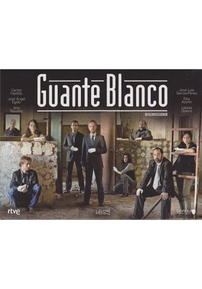 Guante Blanco - Serie Completa ( Ed. Horizontal)