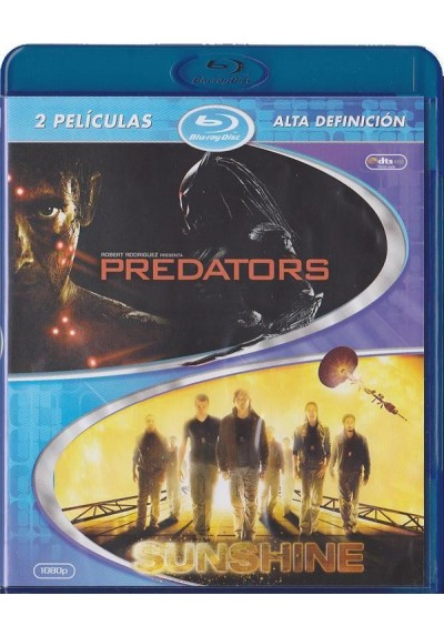 Predators / Sunshine (Blu-Ray)