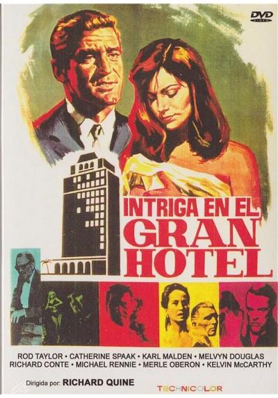 Intriga En El Gran Hotel (Hotel)