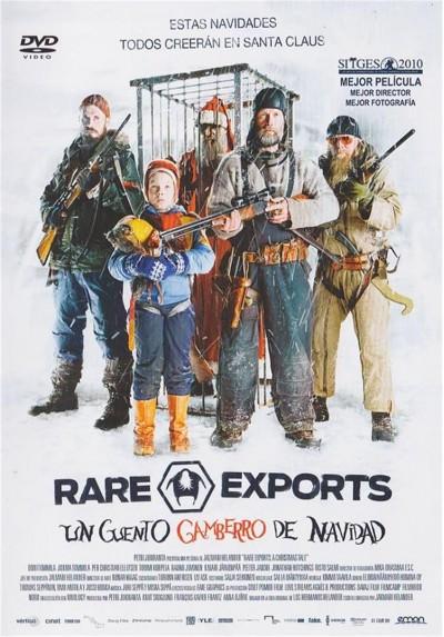Rare Exports : Un Cuento Gamberro De Navidad