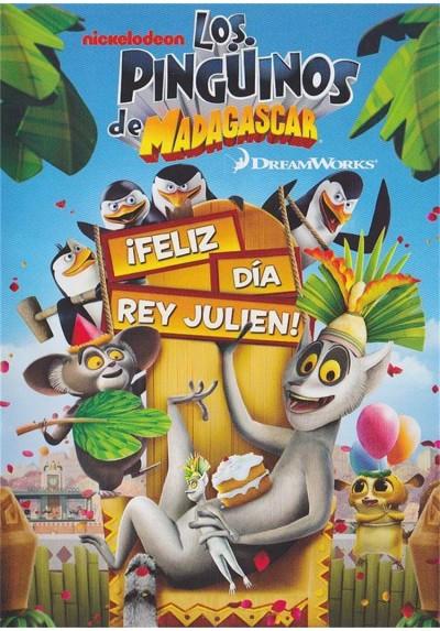 Los Pingüinos De Madagascar : Feliz Dia Rey Julien (The Penguins Of Madagascar)