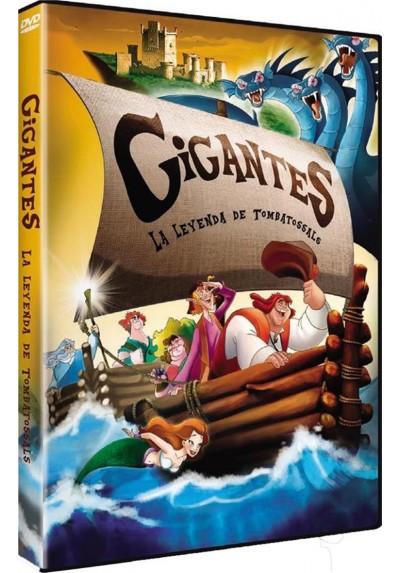 Gigantes, La Leyenda De Tombatossals (Español)