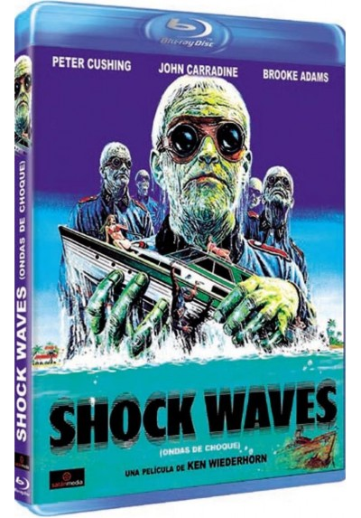 Shock Waves (Blu-Ray) (BD-R)