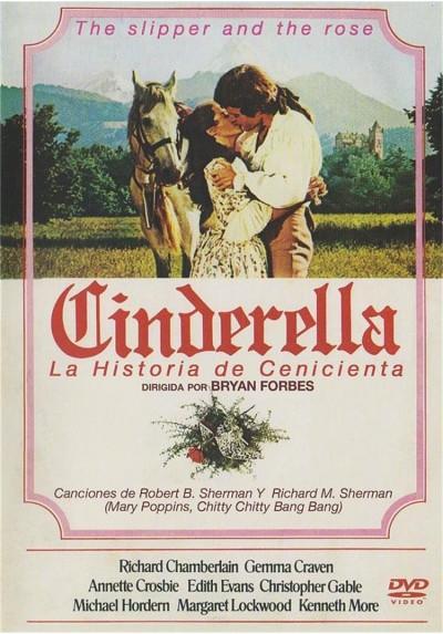 Cinderella : La Historia De Cenicienta (The Slipper And The Rose: The Story Of Cinderella)