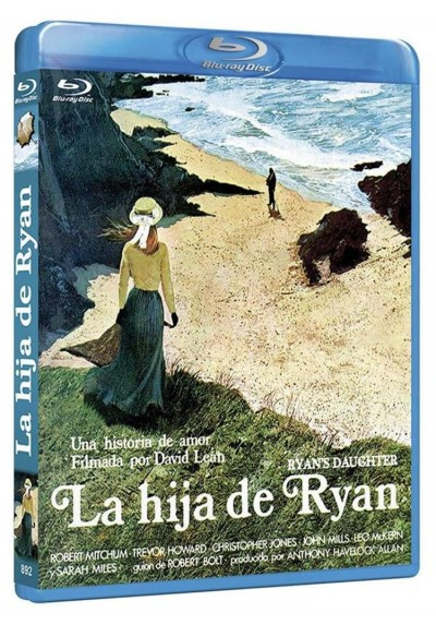 La Hija De Ryan (Blu-Ray) (Ryan'S Daughter)