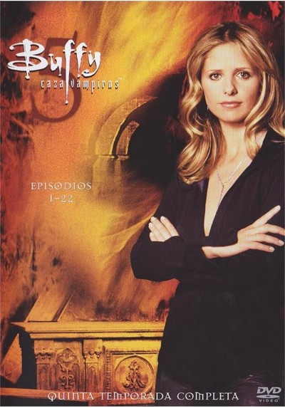 Buffy Cazavampiros, Temporada 5