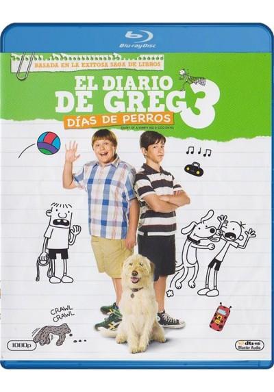 El Diario De Greg 3 : Dias De Perros (Blu-Ray) (Diary Of A Wimpy Kid: Dog Days)