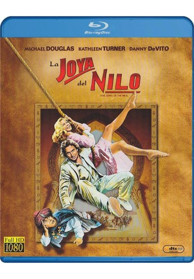 La Joya Del Nilo (Blu-Ray) (The Jewel Of The Nile)