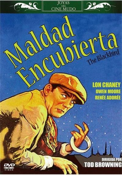 Maldad Encubierta (The Blackbird)