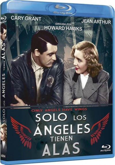Solo Los Angeles Tienen Alas (Blu-Ray) (Only Angels Have Wings)