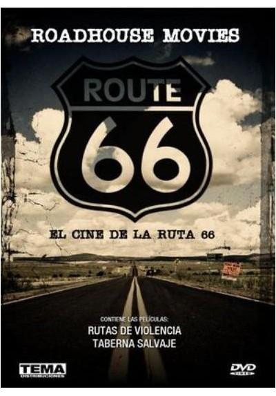 Roadhouse Movies: Rutas De Violencia / Taberna Salvaje