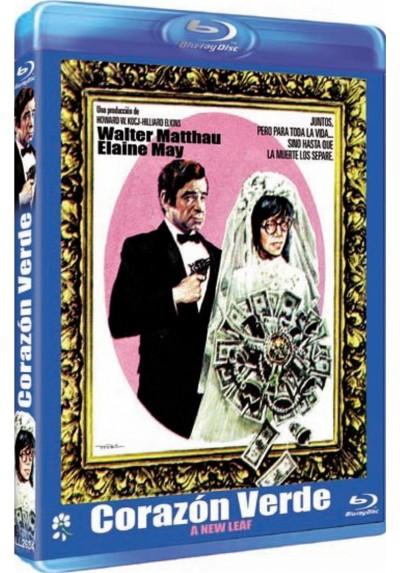 Corazon Verde (Blu-Ray) (A New Leaf)