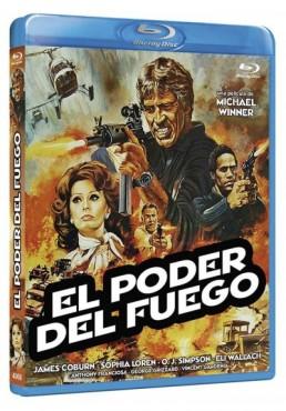 El Poder Del Fuego (Blu-Ray) (Firepower)