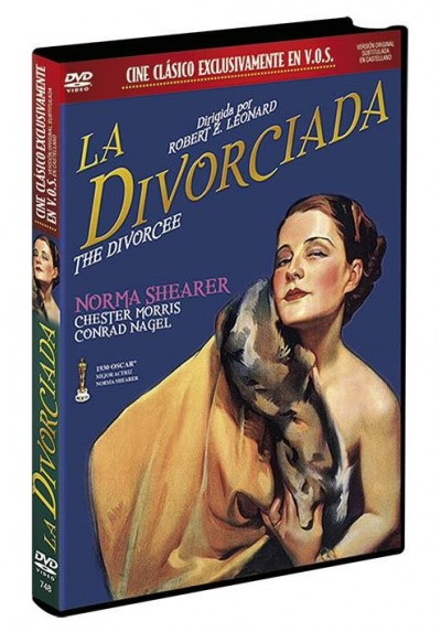 La Divorciada (V.O.S.) (The Divorcee)