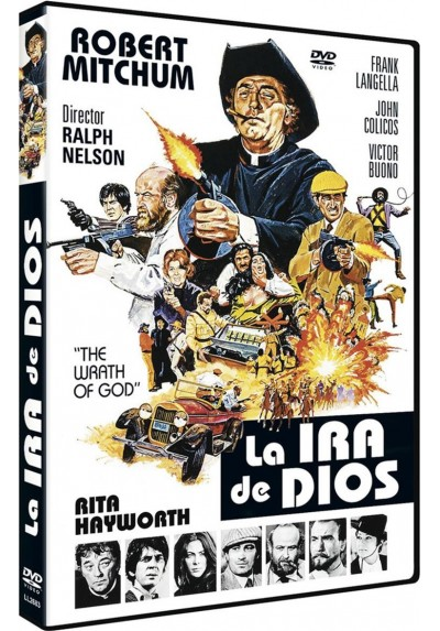 La Ira De Dios (The Wrath Of God)