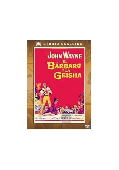 Studio Classics - El Bárbaro y la Geisha