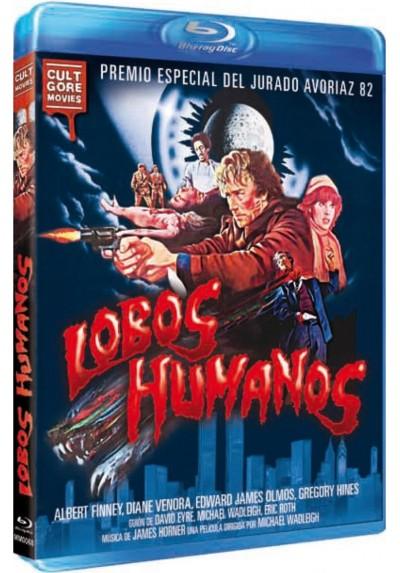 Lobos humanos (Wolfen) (Blu-Ray)
