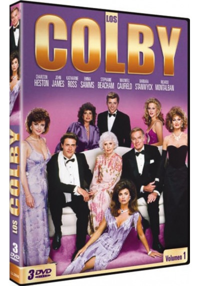 Los Colby Volumen 1