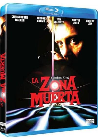 La Zona Muerta (Blu-Ray) (BD-R) (The Dead Zone)