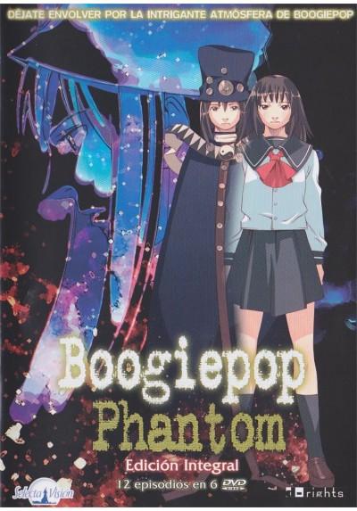 Boogiepop Phantom (Edicion Integral)
