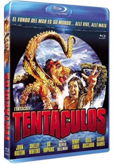 Tentaculos (Blu-Ray) (Tentacoli)
