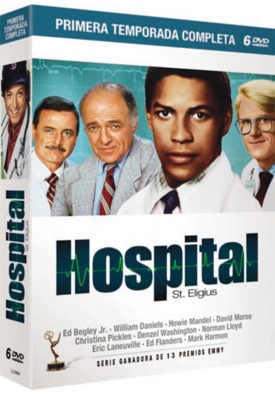 Pack Hospital - Temporada 1 (St. Elsewhere)
