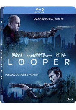 Looper (Blu-Ray) (Ed. Metalica)