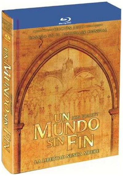 Un Mundo Sin Fin (Blu-Ray) (World Without End)