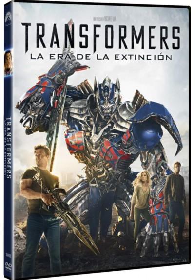 Transformers : La Era De La Extincion (Transformers: Age Of Extinction)