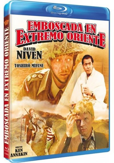 Emboscada En Extremo Oriente (Blu-Ray) (Paper Tiger) (Bd-R)