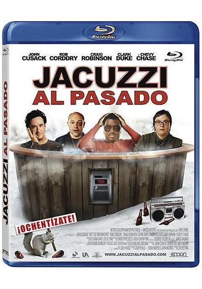 Jacuzzi Al Pasado (Blu-Ray) (Hot Tub Time Machine)