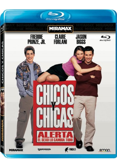 Chicos Y Chicas (Blu-Ray) (Boys And Girls)