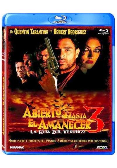 Abierto Hasta El Amanecer 3 : La Hija Del Verdugo (Blu-Ray) (From Dusk Till Dawn 3: The Hangman´s Daughter)