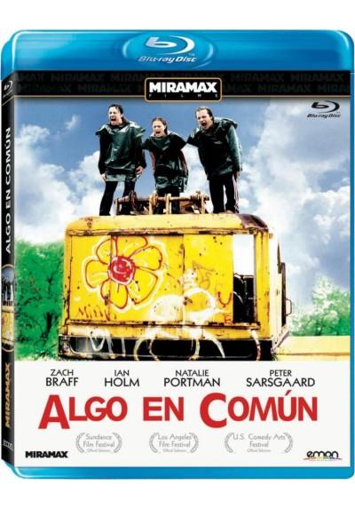 Algo En Comun (Blu-Ray) (Garden State)