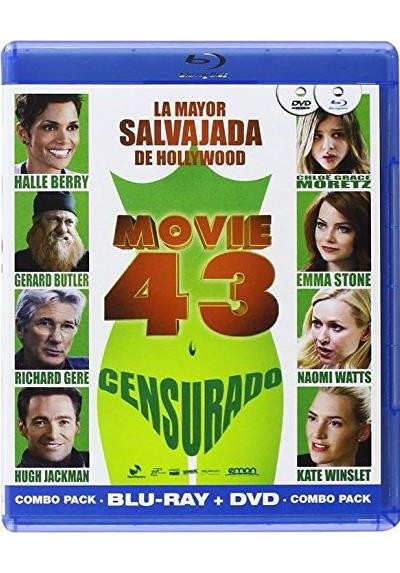Movie 43 (Blu-Ray + Dvd)