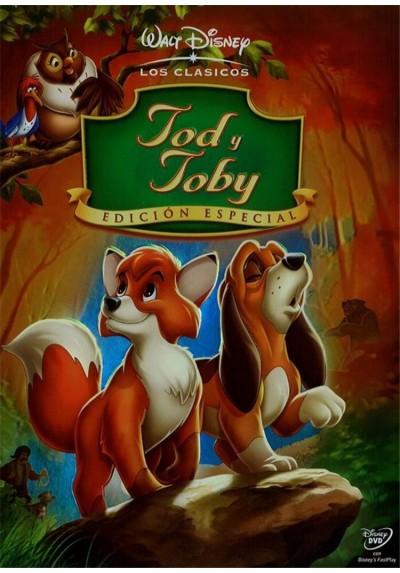 Tod y Toby - Edición Especial (The Fox and the Hound)