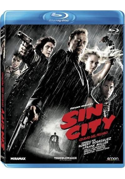 Sin City (Ciudad Del Pecado) (Blu-Ray)