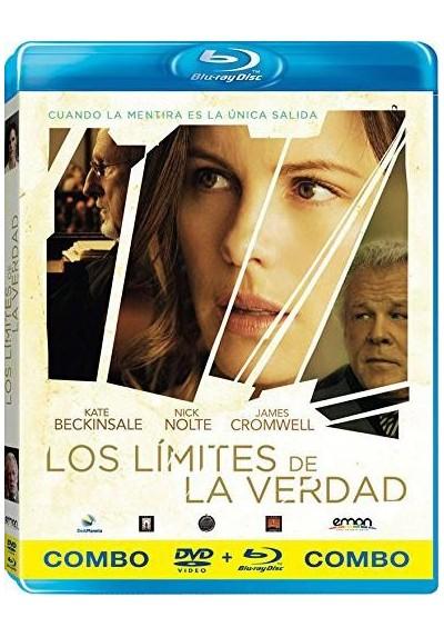Los Limites De La Verdad (Blu-Ray + Dvd) (The Trials Of Cate Mccall)