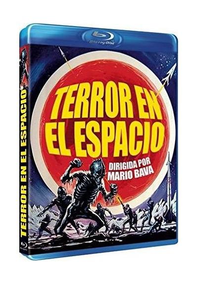 Terror En El Espacio (Blu-Ray) (Bd-R) (Terrore Nello Spazio)