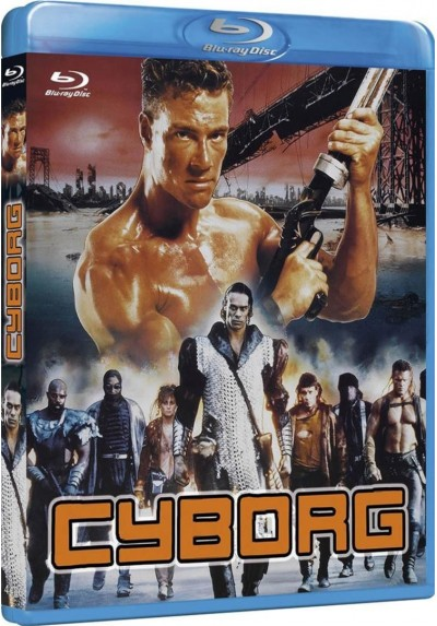 Cyborg (Blu-Ray)