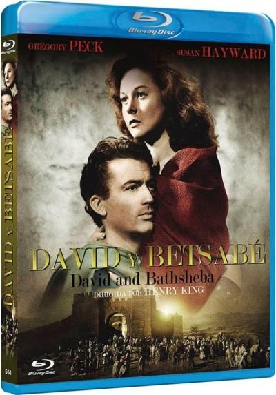 David Y Betsabe (Blu-Ray) (Bd-R) (David And Bathsheba)