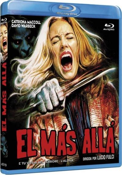 El Mas Alla (1981) (Blu-Ray) (E Tu Vivrai Nel Terrore! L'Aldilà)