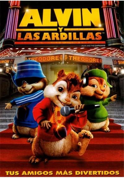 Alvin y las Ardillas (Alvin and the Chipmunks)