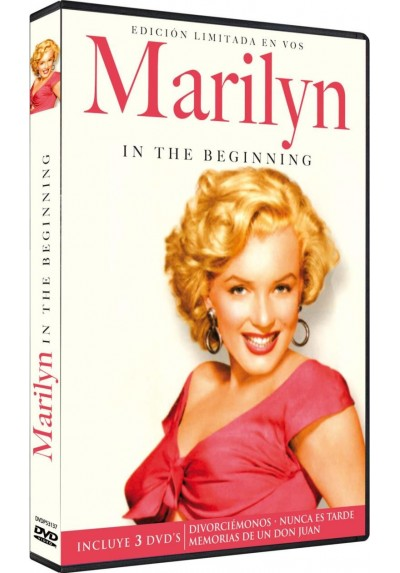 Marilyn In The Beginning (V.O.S.) (Dvd-R)