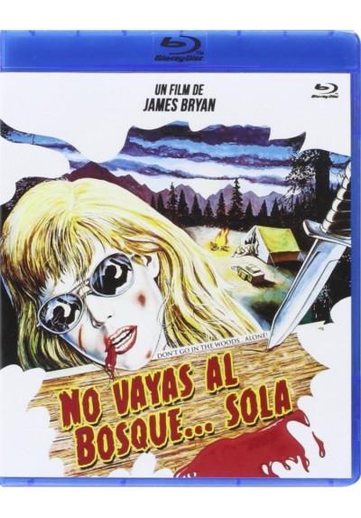 No Vayas Al Bosque... Sola (Blu-Ray) (Bd-R) (Don'T Go In The Woods)