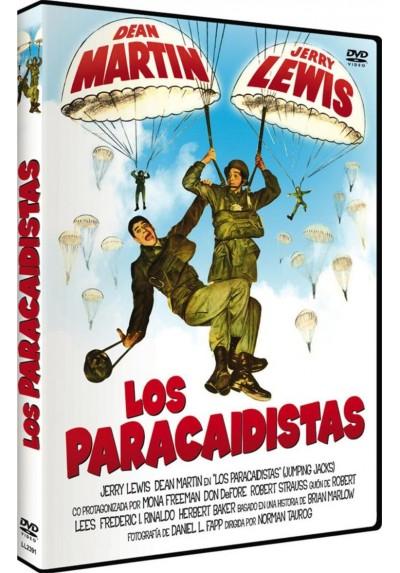Los Paracaidistas (Jumping Jacks)