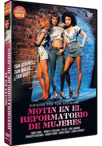 Motin En El Reformatorio De Mujeres (Reform School Girls)