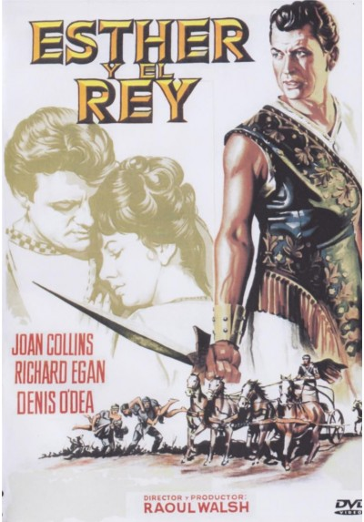 Esther Y El Rey (Esther And The King) (Dvd-R)